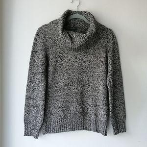LRL Ralph Lauren turtleneck chunky sweater